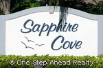 sign for Sapphire Cove of Baywinds